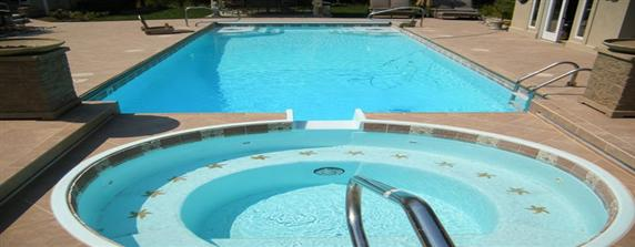 San Juan Pools - Atlantis Pools fiberglass swimming pools